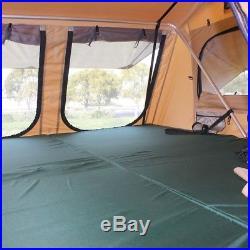 Tuff Stuff Elite Overland Roof Top Tent & Annex Room- 5 Person tent 94.5 X 79