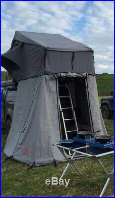 Tuff Trek Roof Top Tent TT-02 (Expedition/Overland)