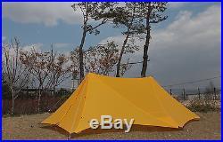 Twin shelter, backpacking shelter, silnylon, ultralight tent, ultralight shetler