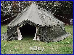 UNISSUED New 10 Man Arctic Military Tent