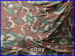 US Military HDT 15 Man ArctiX Shelter Camouflage Fly NSN8340-01-620-8552