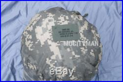 US Military ORC Industries Improved Combat Shelter Tent ACU USA Made