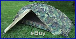 U. S. G. I. Tent, One Person Combat (TCOP), Unused