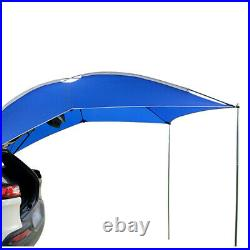 Universal Car Roof Tent Waterproof Awning Sun Shelter Portable Outdoor Camping