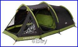 Vango 2015 Ark 400+ Tent Black RRP £ 170.00