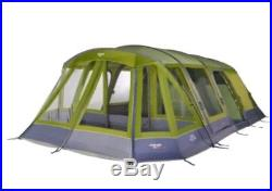 Vango Taiga 600 XL Tent Herbal 6 Man Air beam Inflatable Ex-display