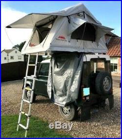 Ventura Deluxe 1.4 Car Roof Top Tent Expedition Camping Overland 4X4 Van Pick Up