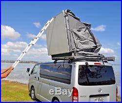 Ventura Deluxe 1.4 Roof Top Tent + Annex Camping Overland Expedition Land Rover