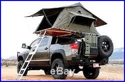 Ventura Deluxe 1.4 Roof Top Tent Folding Camping Expedition 4x4 Pick Up RRP£1600