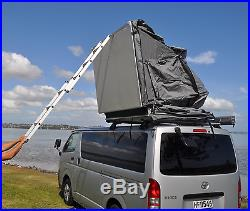 Ventura Deluxe 1.4 Roof Top Tent Folding C&ing Expedition 4x4 Pick Up RRP£1600  sc 1 st  C&ing Tents & Ventura Deluxe 1.4 Roof Top Tent Folding Camping Expedition 4×4 ...