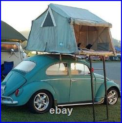 Vintage Air Camping rooftop tent for VW Bugs