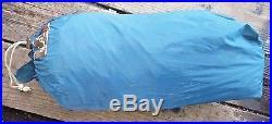 Vintage Moss Starlet Tent 3 Season 2 Person Fiberglass Poles