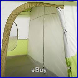 Wenzel 14 x 9 Eldorado 8 Person Outdoor Cabin Camping Tent with Divider & Rainfly