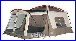 Wenzel Klondike 16 X 11 Feet 8 Person Family Cabin Dome Tent / New! FREE SHIPPIN