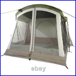 Wenzel Klondike 16 x 11 Foot 8 Person Screen Room Camping Tent, Green (Used)