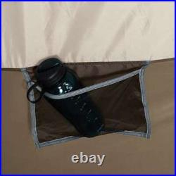 Wenzel Klondike 16x11' 8 Person 3 Season Screen Room Camping Tent, Brown (Used)
