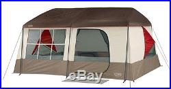 Wenzel Kodiak Family Cabin 9 Person Tent Camping Travel Outdoors New