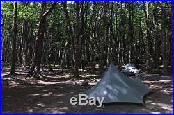 Yama Mountain Gear Terraform DW 1P ultralight tent