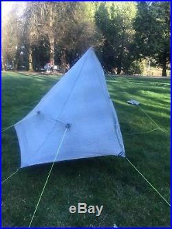 Zpacks Altaplex Cuban Fiber Ultralight Tent