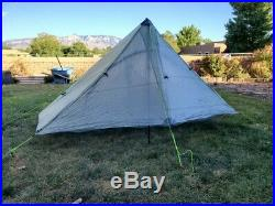Zpacks Solplex Tent